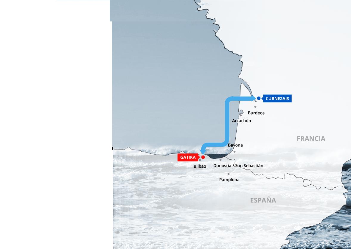 Calendario 2020 Bizkaia.Interconexion Electrica Espana Francia Por El Golfo De Bizkaia Inelfe